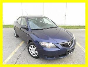 2006 MAZDA MAZDA3 GX *NAVIGATION,AUTOMATIC,PRICED TO SELL!!!*