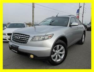 2003 INFINITI FX35 *LEATHER,SUNROOF,LOADED,PRICED TO SELL!!!*