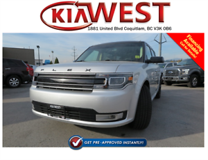 2017 Ford Flex Limited V6 All-Wheel Drive