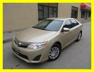 2012 TOYOTA CAMRY LE *4 CYLINDER,POWER GROUP,NO ACCIDENTS!!!*