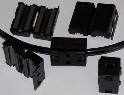 RFI EMI chokes filters suppressors ferrite cores RCT-2 SNAP ON LMR-240 RG-8X