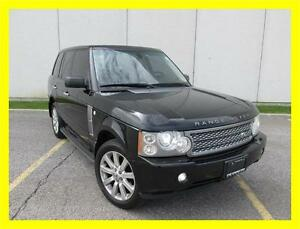 2006 LAND ROVER RANGE ROVER *SUPERCHARGERD,LEATHER,NAVIGATION!!!