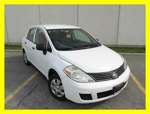 2009 NISSAN VERSA 1.6S *5 SPEED,GAS SAVER,PRICED TO SELL!!!*
