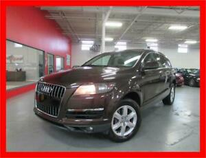 2011 AUDI Q7 TDI *DIESEL,LEATHER,PANO ROOF,FACTORY WARRANTY!!!*