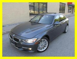 2014 BMW 328d X-DRIVE *DIESEL,LEATHER,SUNROOF,NAVIGATION!!!