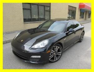 2011 PORSCHE PANAMERA S *NAVIGATION,LEATHER,SUNROOF,LOW KMS!!!*