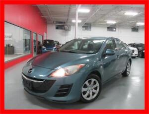 2010 MAZDA MAZDA3 GX *AUTOMATIC,GAS SAVER,PRICED TO SELL!!!*