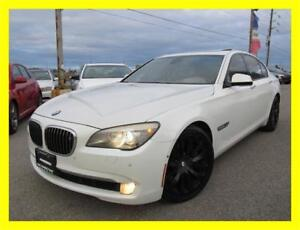 2009 BMW 750I *NIGHTVISION,NAVI,BACKUP CAM,LANE DEPARTURE!!!*