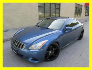 "2008 INFINITI G37S *NAVI,BACKUP CAM,EXHAUST,19"" RIMS,LOADED!!*"