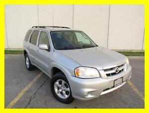 2005 MAZDA TRIBUTE GX *4 CYLINDER,LOADED,PRICED TO SELL!!!*