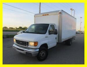 2004 FORD E350 ECONOLINE CUTAWAY *WORK HORSE,PRICED TO SELL!!!*