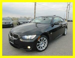 2009 BMW 335I X-DRIVE COUPE *SPORT PKG,NAVIGATION,LEATHER,ROOF!*