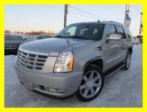 2007 CADILLAC ESCALADE *NEW ENGINE,SERVICE RECORDS,NAVIGATION!!*