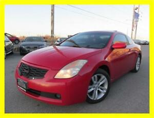 2008 NISSAN ALTIMA 2.5S COUPE *LEATHER,SUNROOF,PUSH START!!*