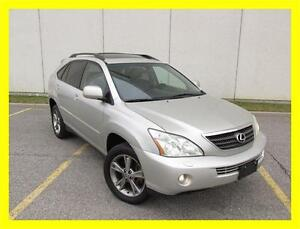2006 LEXUS RX400H HYBRID *DEALER SERVICED,LEATHER,SUNROOF!!!*