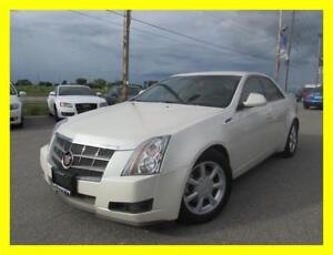 2008 CADILLAC CTS4 *LEATHER,SUNROOF,AWD,SERVICE HISTORY!!!*
