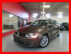 2011 VOLKSWAGEN JETTA TDI HIGHLINE *LEATHER,SUNROOF,BLUETOOTH!!*