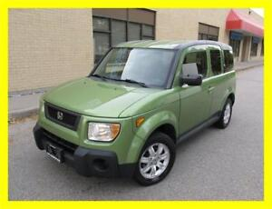 2006 HONDA ELEMENT 4WD *SUNROOF,ONE OWNER,NO ACCIDENTS!!!*