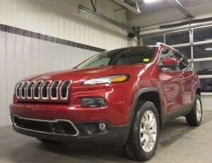2015 Jeep Cherokee Limited. Text 780-205-4934 for more informati