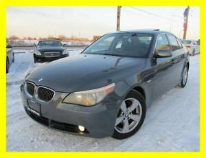 2007 BMW 525XI *LEATHER,SUNROOF,TRADE IN SPECIAL!!!*