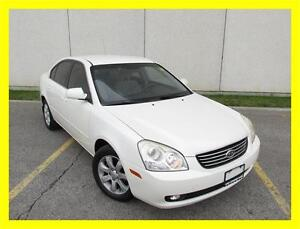 2007 KIA MAGENTIS LX *ONLY 137,000KM,GREAT ON GAS!!!*