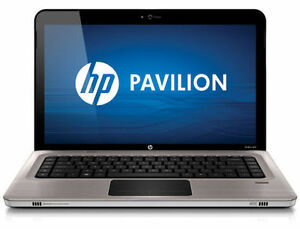 HP DV6 AMD WIN7 500GB 4GB WIFI HDMI LECTEUR GRAVEUR WEBCAM