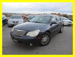 2008 CHRYSLER SEBRING *LEATHER,SUNROOF,NO ACCIDENTS!!!*