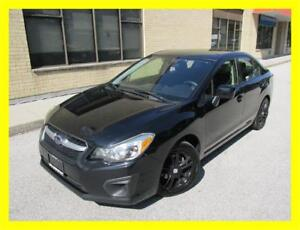2012 SUBARU IMPREZA 2.0i *5 SPEED,LOADED,NO ACCIDENTS!!!