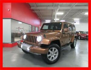 2011 JEEP WRANGLER UNLIMITED 70TH ANN. *NAVI,LEATHER,LOADED!!*