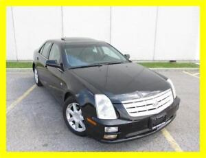 2005 CADILLAC STS *LEATHER,SUNROOF,PARKING SENSORS,LOADED!!!*