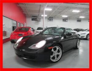 2000 PORSCHE 911 CARRERA CONVERTIBLE *6SPD,LEATHER,FUN TOY!!!*