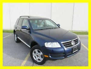2004 VOLKSWAGEN TOUAREG V6 *LEATHER,SUNROOF,LOADED!!!*