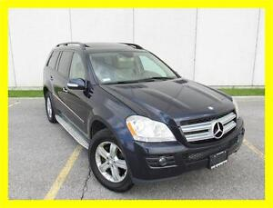 2008 MERCEDES-BENZ GL320 CDI *DIESEL,LEATHER,DVD,DUAL SUNROOF!!*