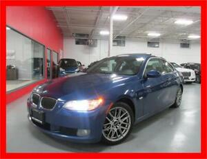 2007 BMW 328I COUPE *6SPD,SPORT PKG,LEATHER,SUNROOF,LOADED!!!*
