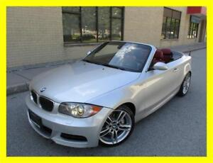 2008 BMW 135I CONVERTIBLE *NAVIGATION,M PKG,DEALER SERVICED!!!*