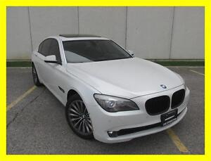 2011 BMW 750I XDRIVE *LEATHER,SUNROOF,NAVIGATION,BACKUP CAM!!!*