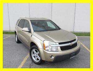 2006 CHEVROLET EQUINOX ** LETHER,SUNROOF,AUTOMATIC,AWD!!!*