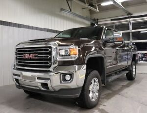 2018 GMC Sierra 2500HD SLT. Text 780-205-4934 for more informati