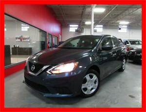 2016 NISSAN SENTRA S *AUTOMATIC,GAS SAVER,PRICED TO SELL!!!*