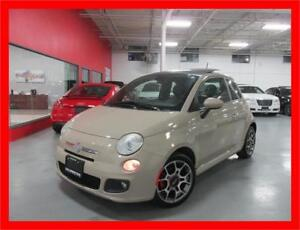 2012 FIAT 500 SPORT *AUTOMATIC,SUNROOF,PRICED TO SELL!!!*