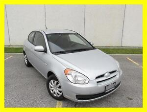 2010 HYUNDAI ACCENT *5 SPEED,NO ACCIDENTS,DEALER SERVICED!!!*