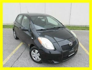 2006 TOYOTA YARIS LE *5 SPEED,POWER GROUP,LOW KMS,GAS SAVER!!!*