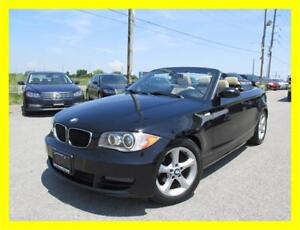2009 BMW 128I CONVERIBLE *LEATHER,SUNROOF,GO TOPLESS!!!*