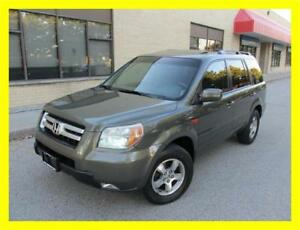 2006 HONDA PILOT EX-L *LEATHER,SUNROOF,LOADED,NO ACCIDENTS!!!*