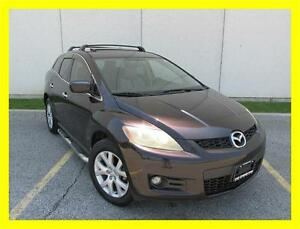 2007 MAZDA CX-7 GT *LEATHER,SUNROOF,RUNNING BOARDS!!!*