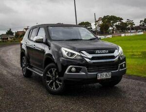 2019 Isuzu MU-X MY19 LS-U Rev-Tronic Black 6 Speed Sports Automatic Wagon Christies Beach Morphett Vale Area Preview