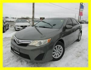 2012 TOYOTA CAMRY LE *AUTOMATIC,POWER GROUP,LOW KMS!!!*