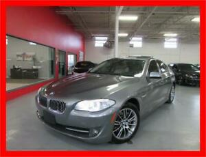 2013 BMW 535XI *NAVIGATION,BACKUP CAM,LEATHER,SUNROOF,LOADED!!!*