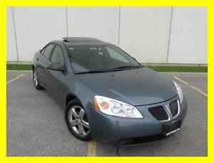 2006 PONTIAC G6 GT *LEATHER,SUNROOF,LOADED,LOW KMS!!!*