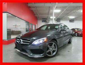 2015 MERCEDES-BENZ C300 4MATIC *HEADS UP DISPLAY,NAV,BACKUP CAM*